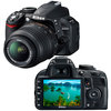 C�mera Digital Nikon DSLR D3100 14.2 MP + LCD 3'' + V�deo Full HD + Sa�da HDMI