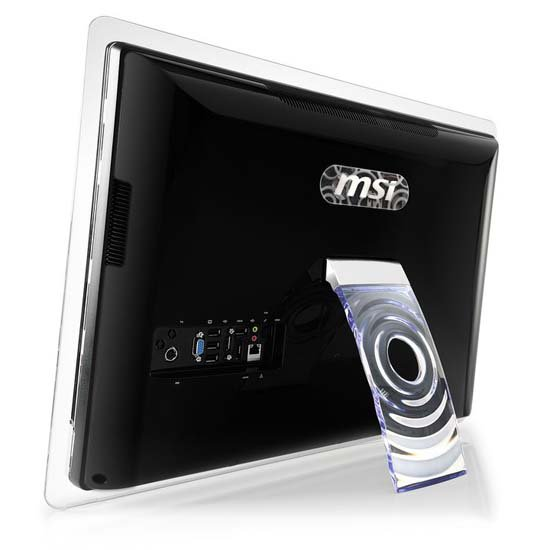 Desktop 3D MSI All In One AE2420 Intel Core i5 4GB RAM 1TB HD W7
