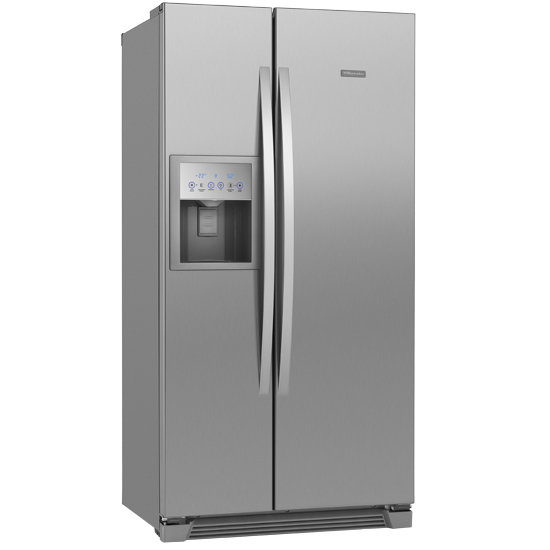 Refrigerador/Geladeira Electrolux Side By Side, Frost Free, 504 Litros – SS72X