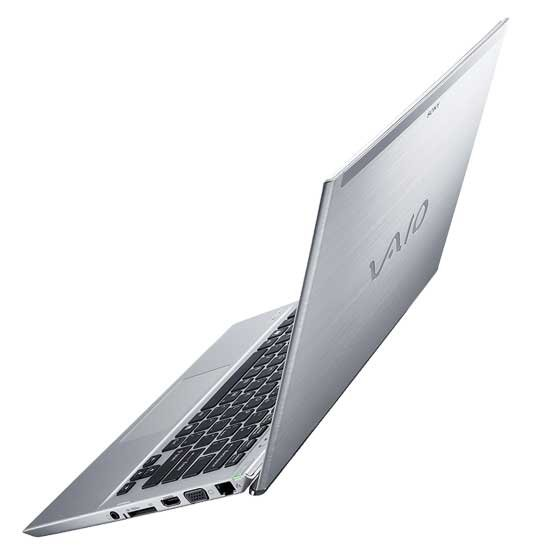 Ultrabook Sony Vaio SVT13115FBS Intel Core i5 4GB RAM 320GB HD 32GB SSD W7
