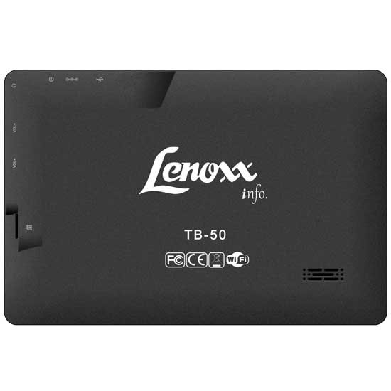 Tablet Lenoxx TB50 Wi-Fi Android 4.0 512MB RAM 4GB Mem�ria Interna