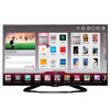 Smart TV 3D LED 55'' LG, Full HD, Wi-Fi, Time Machine II e 4 �culos - 55LA6600