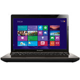 Notebook Lenovo, Dual Core, 2GB RAM, 500GB HD, 14 e Windows 8 - G485