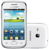 Smartphone Samsung Young Plus Duos TV, 3G, Android 4,1, Branco - S6293
