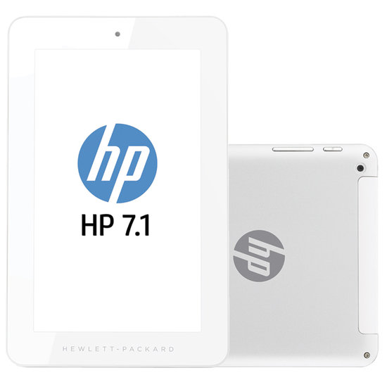 Tablet HP 7.1, Android 4.2.2, Allwinner A31 ARM Cortex, Wi-Fi  - 1201