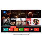 Smart TV LED Sony 55, 3D, 4K, Android TV e 1 Óculos 3D - XBR-55X855C