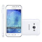 Smartphone Samsung Galaxy J1 Ace Duos, Android 4.4, 4GB, 5MP, Branco - J110L / DS