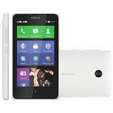 Smartphone Microsoft Nokia X, Dual Chip, 3G, 4GB, 3MP, Branco