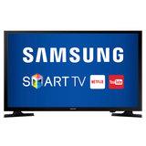 Smart TV LED Samsung 40, Full HD, 2 HDMI, 1 USB - UN40J5200AGXZ
