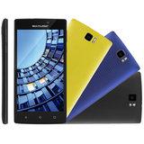 Smartphone Multilaser MS60 Preto, 16GB, Dual Chip, 4G, 13MP - P9005