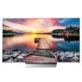 Ultra HD TV LED 55 Sony, 4K, 4 HDMI e 3 USB, Wi-Fi - XBR-55X855D