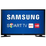 Smart TV LED Samsung 43, Full HD, 2 HDMI, 1 USB - UN43J5200AGXZD