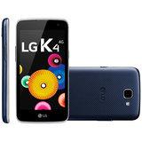 Smartphone LG K4, Dual Chip, 8GB, 5MP, 4G, Indigo Blue - K130F