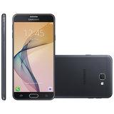 Smartphone Samsung Galaxy J7 Prime, Dual, 32GB, 13MP, 4G, Preto - G610