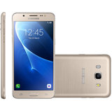 Smartphone Samsung Galaxy J5 Metal, Dual, 16GB, 13MP, 4G, Dourado, Oi - J510