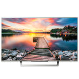 Ultra HD TV LED Sony 49, 4K, 4 HDMI, 3 USB, Wi-Fi - XBR-49X835D