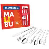 Conjunto de Facas Tramontina Malibú, 42 Peças, em Aço Inox - 23799 / 039
