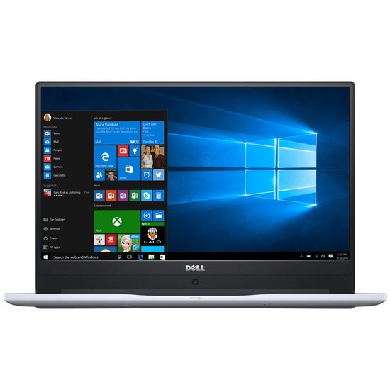 787639 notebook dell i157560a20s prata 0 g