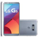 Smartphone LG G6, 4G, 32GB, 13MP, Android 7.0, Platinum - H870